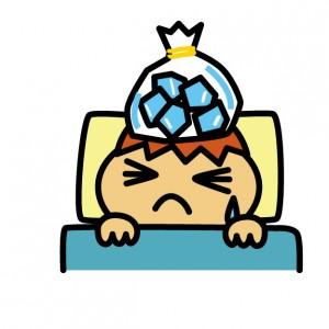 【風邪】【イラスト】257775